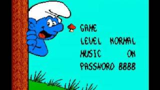 Smurfs, The (NES) Music - Title Theme
