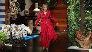 Cardi B talked with Ellen about being a disruptive student, becoming Instagram famous, and truly enjoying her stint as a stripper.