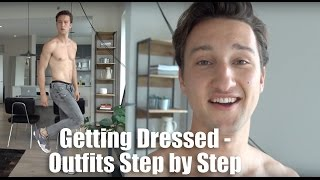 Getting Dressed - Outfits Step by Step #1