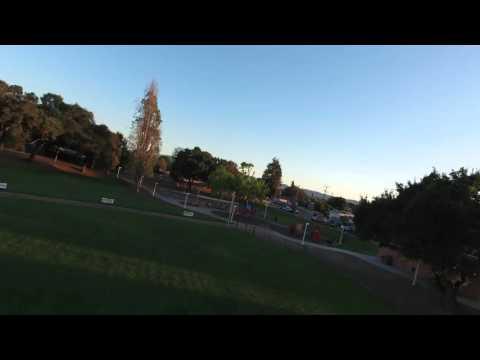 dji phantom 4 testing in redwood city and east palo alto california