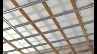 видео Эксклюзивные кессонные потолки