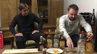 Tequila (die beliebtesten) - Sierra, Sauza, Jose Cuervo Tequila