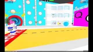 Roblox Hole of the Wall