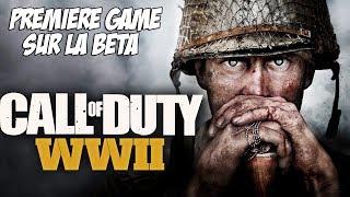 Call of Duty World War 2 : Première Partie sur la Bêta !