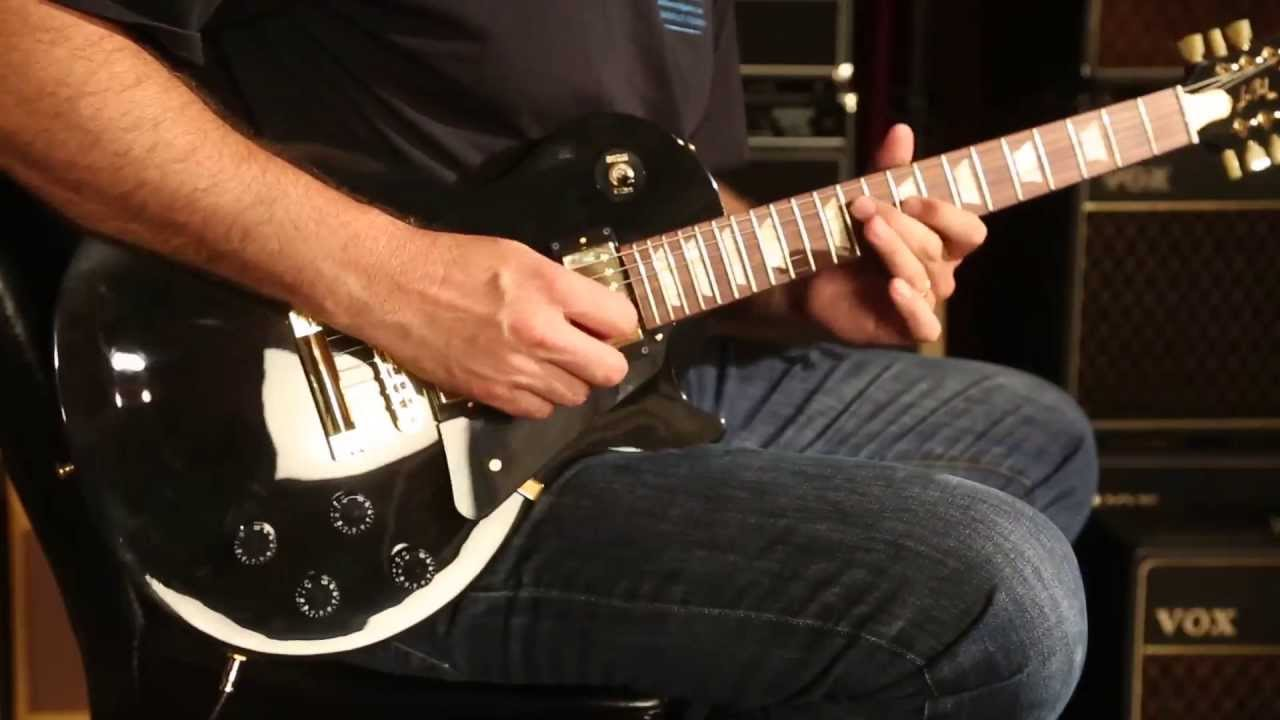 Hollow-Body Electric Guitar