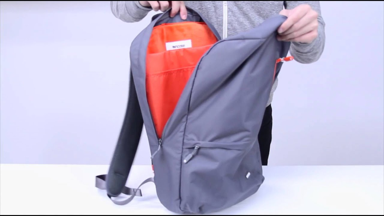 2c27df56f48 Incase Campus Backpack Review - YouTube