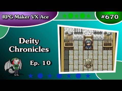 "Ep10: Rebels of Zolestheim [Let's Play RPG Maker VX Ace: ""Deity Chronicles""]  "
