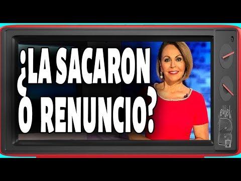 Maria Elena Salinas la verdad de su salida de Univision y el porqué