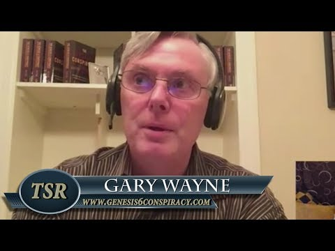 TSR 125: GARY WAYNE and Underground Angelic Nephilim Giants RETURNING!