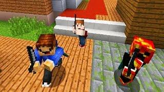Black Ops 3 War in Minecraft (FLANS MOD MINI-GAME CHALLENGE!)