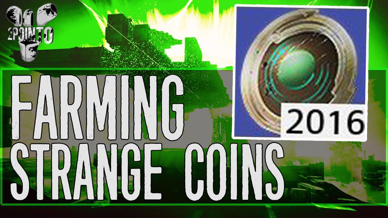 Destiny strange coins 2016 how to get strange coins in 2016