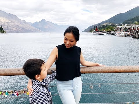 TRAVEL VLOG- FAMILY EDITION TO QUEENSTOWN, NZ