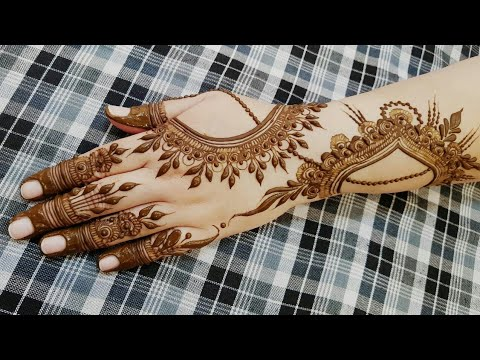 Gulf Henna Design 17 2018 Heena Vahid Youtube