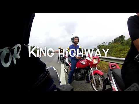X1r vs 135lc highway dengkil  190kmh meter x1R  Kmh meter Lc