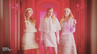 Repeat youtube video MARINA AND THE DIAMONDS | BUBBLEGUM BITCH (SCREAM QUEENS VERSION)