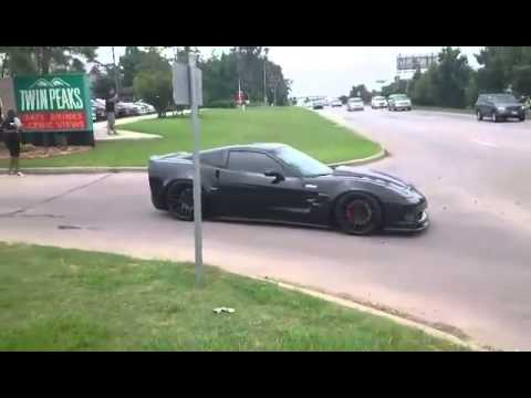 Corvette C6 Awesome sound!!