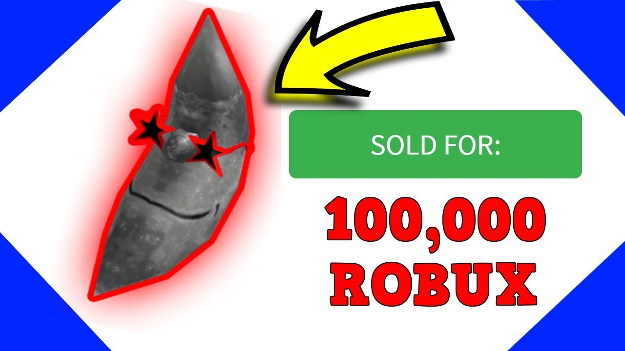 The Rarest And Ugliest Hat On Roblox Youtube