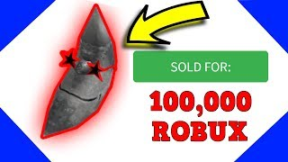 THE RAREST AND UGLIEST HAT ON ROBLOX!