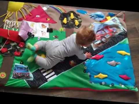 Лепка для малышей 1-2 лет или развивающие игры с