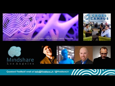 The Future of Fabrication / Andrew Hessel at Mindshare LA