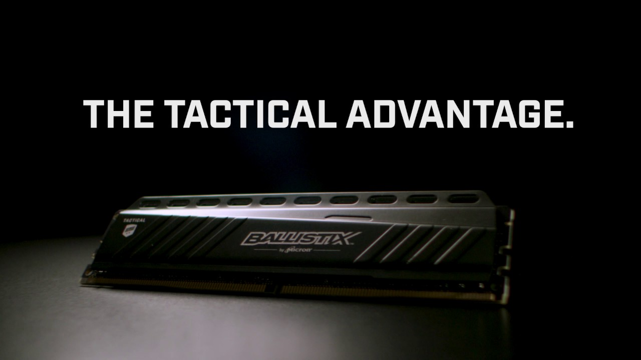 The 3 levels of Ballistix