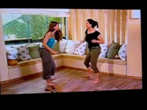 Nia on Israel's TV10 - Adi Goren 2006 *2.AVI