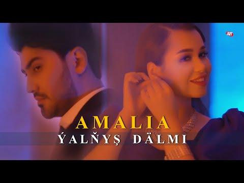 Amalia - Yalnysh Dalmi (Official Music Video)