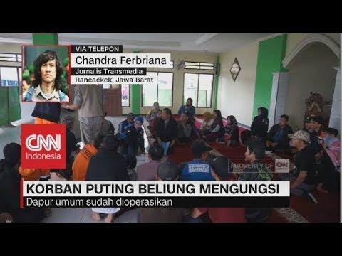 Ratusan Korban Puting Beliung Rancaekek Mengungsi Mp3