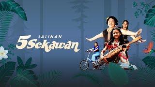 Jalinan 5 Sekawan – Gawai & Kaamatan Short Film by Celcom