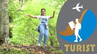 Renkanin mesedeki reqsi agillari basdan aldi -  Turist - ARB TV