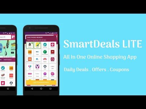 11959987d32 SmartDeals Lite - All in One Online Shopping App - Apps on Google ...