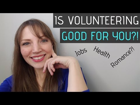 Want Bigger Health Advantages Start Volunteering