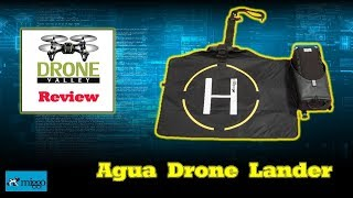 The Ultimate Spark or Mavic Travel Case - Aqua Drone Lander by Miggo