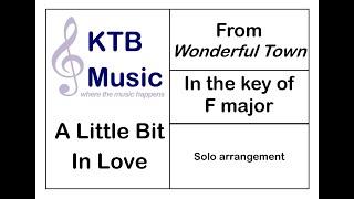 A Little Bit In Love [Piano Accompaniment]