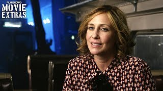 The Commuter | On-set visit with Vera Farmiga