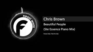 Chris Brown S Beautiful People Ste Essence Remix