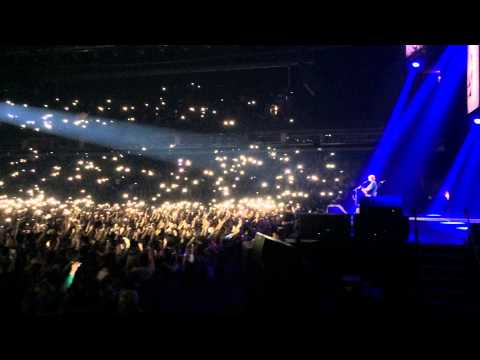 Ed Sheeran - One/Photograph (Live in Vilnius, Lithuania) 2015.02.15
