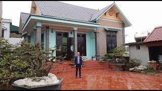 Thăm Quan Mẫu Nhà Cấp 4 Mái Thái Đẹp Nhất Nhì Huyện Yên Khánh-Tỉnh Ninh Bình