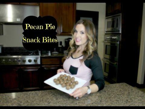 Pecan Pie Snack Bites