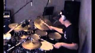 Kamyykk drum cover - ALF THEME