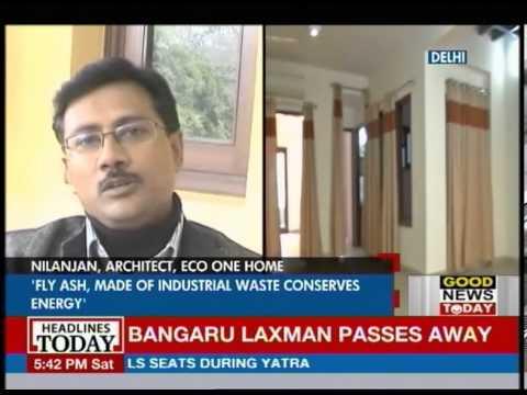 Good News Today: Delhi's Environment Friendly Home