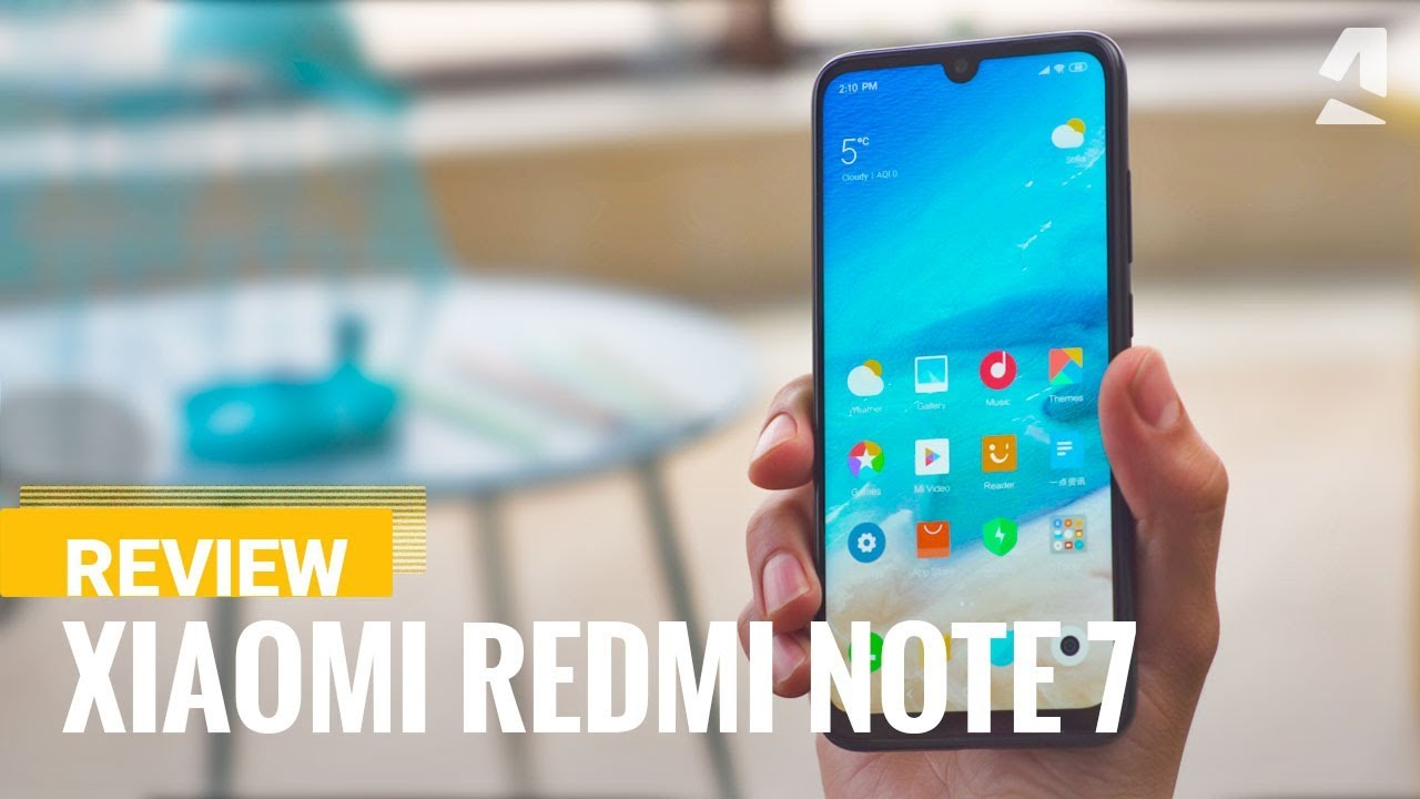 Xiaomi Redmi Note 7 - Full phone specifications