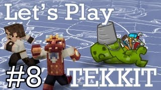 Tekkit Toolbox Lp Episode 8: Power Plans And Batboxes