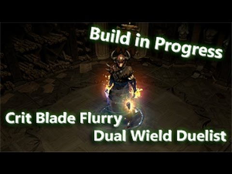 Path Of Exile Duelist Build Dual Wield