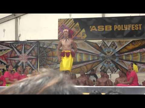 Manurewa High School | Polyfest Samoan Group 2016