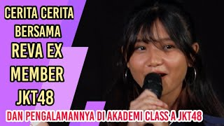 Cuap Cuap Gilangsat With EX Member JKT48 Reva