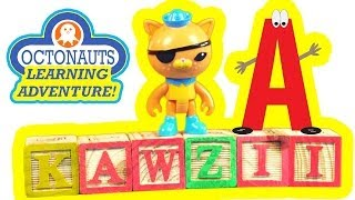 The Octonauts Learning Adventure The Short & Long Sound of the Letter A