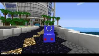 Minecraft mapa de Dubai burj al arab + descarga