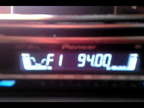 Es. 94.0 Xinjiang people Radio, Changji. 2159km. Kazakh lang