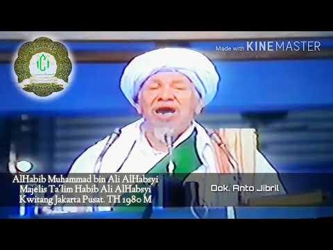AlHabib Muhammad Bin Ali AlHabsyi Kwitang Jakarta